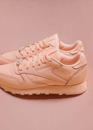 Reebok Classic Leather Pink BS7912 оригинал