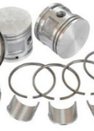 Ремкомплект компрессора МАЗ, КАМАЗ, ЗИЛ, Т-150 малый+поршни Р1