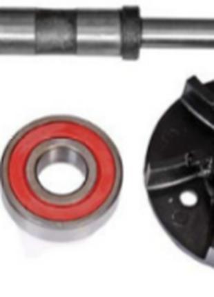Ремкомплект водяного насоса Д-260, МТЗ-1221 с крыльчаткой