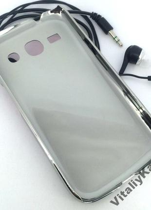 Чехол для Samsung Galaxy Star Advance Duos G350 накладка бампе...