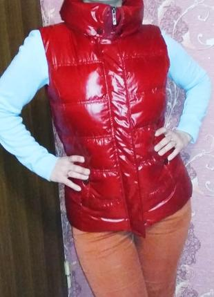 Жилетка куртка безрукавка s.oliver