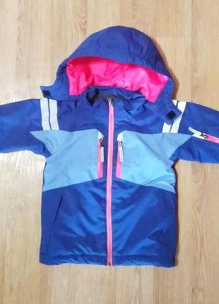 Куртка h&m для девочки 2-3 лет