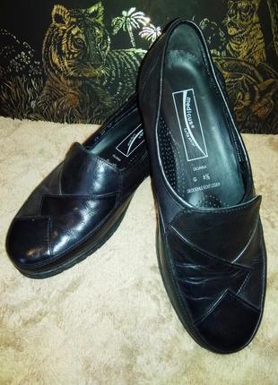 Medicus туфли натуральная кожа германия