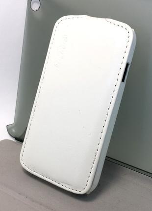 Чехол для Samsung g313 galaxy Ace 4 книжка противоударный Brum...