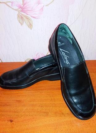 Remonte lofters туфли натуральная кожа германия