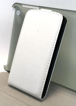 Чехол для LG L Fino D295 книжка флип противоударный