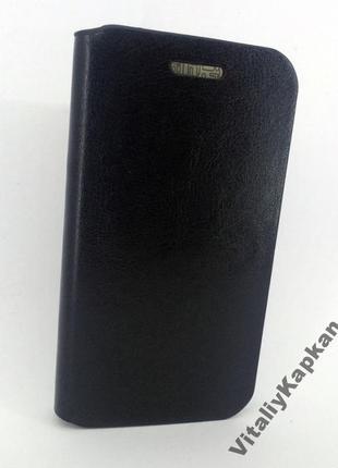 Чехол для Samsung j1 Ace, j110 книжка flip cover боковой проти...