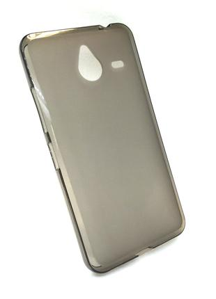 Чехол для Microsoft Lumia 640 XL накладка бампер противоударны...