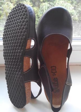 Отличные босоножки шлепанцы bio life,  ортопедическая обувь, б...