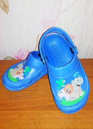 Шлёпки crocs