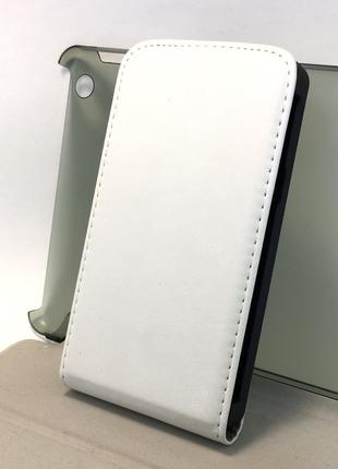 Чехол для LG L80, D380 книжка флип противоударный