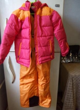 Лыжный костюм pocopiano. куртка + штаны