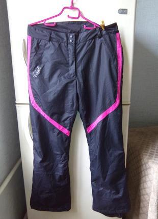 Фирменные лыжные штаны raiski (финляндия),