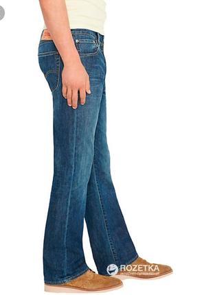 Levi's 527 джинсы мужские