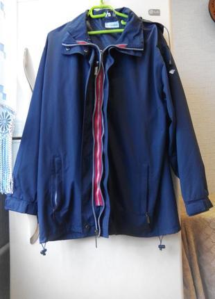 Фирменная куртка ветровка tony brown  раз. 2 xl
