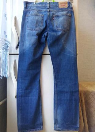 Levis 506 рваные джинсы.