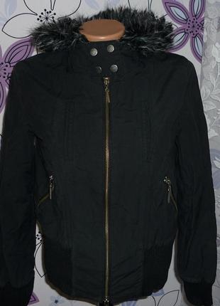 Дизайнерская куртка дебенхам - демисезон - john - uk 10 -eur 3...