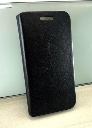 Чехол на Asus Zenfone 4 книжка боковая с подставкой Flip Cover...