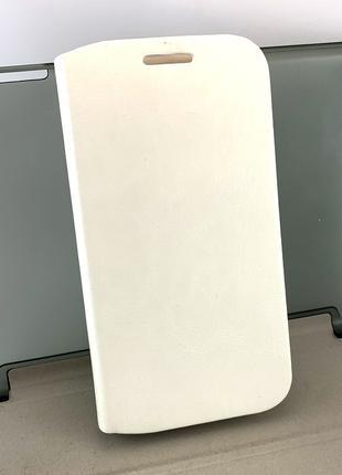 Чехол для Lenovo A859 книжка боковая с подставкой Flip Cover б...