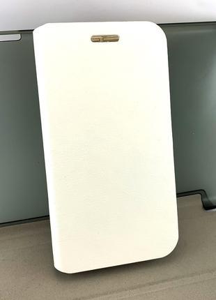 Чехол для Lenovo S580 книжка боковой противоударный с подставк...