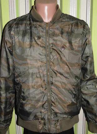 Молодежная стоковая демисезонная двухсторонняя куртка -zara yo...