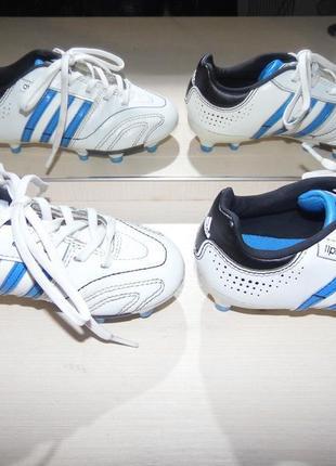 Оригинальные бутсы adidas 11nova trx fg soccer cleats 29р./ст.18
