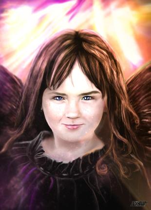 Рисую digital art Портреты