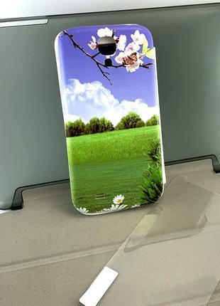 Samsung Galaxy S4 i9500 чехол книжка-крышка противоударный бок...