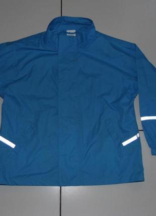 Куртка - дождевик - papagino 122/128