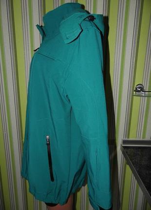 Спортивная  куртка soft shell okay - eu 46  - германия!!!