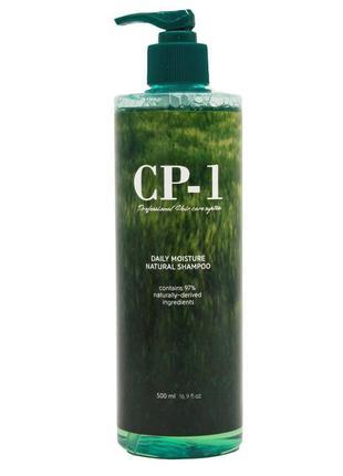 Натуральный безсульфатный шампунь для всех типов волос Estheti...