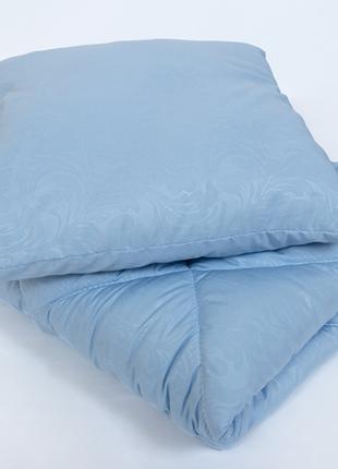 Детское одеяло с подушкой Черешенка™ микрофибра/холлофайбер 2107