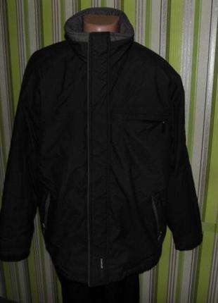 Куртка спортивная утепленная мужская - exxtasy sports xxxl- ге...