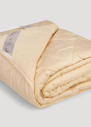 Одеяло IGLEN из овечьей шерсти в жаккардовом дамаске Демисезон...