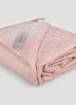 Одеяло IGLEN из овечьей шерсти в жаккардовом дамаске Летнее 17...