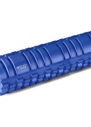 Массажный ролик 4FIZJO 45 x 15 см 4FJ0106 Blue