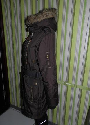 Очень крутое зимнее пальто - yessica at c&a eu 44 uk 16 - герм...