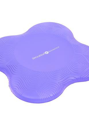 Подставка под колено и локоть для йоги FI-6904 Фиолетовый (KL0...