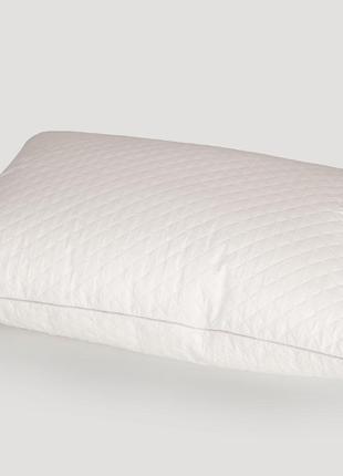 Подушка IGLEN TS гипоалергенная в микрофибре 60x60 см Белая (6...