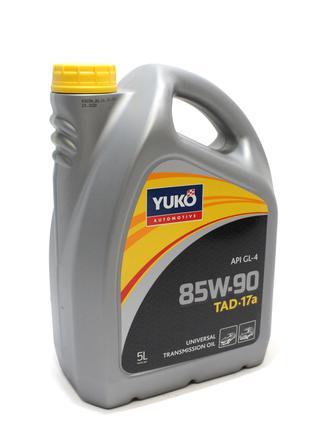Масло трансмиссионное ТАД-17а (5 л.) YUKO Юкойл 85W-90 GL-4