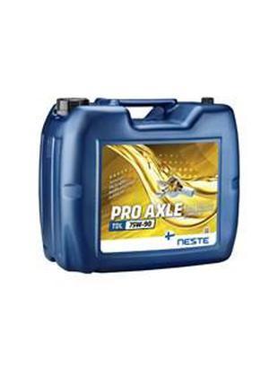 Масло трансмиссионное Neste Pro AXLE 75W-90 (20 л.) синтетичес...