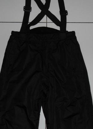 Мембранные лыжные штаны - crane kids 158/164 германия сток