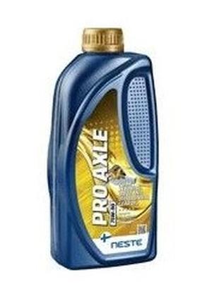 Масло трансмиссионное Neste Pro AXLE 75W-90 (1 л.) синтетическ...