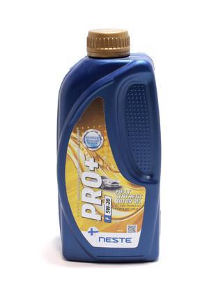 Масло моторное Neste Pro+ F 5W-20 (1 л.) синтетическое (было C...