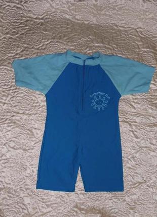 Солнцезащитный костюм/гидрокостюм summer fun 18-24/ 86-92 - ст...