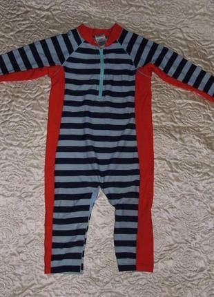 Детский костюм для плаванья/ / гидрокостюм для плавания m&s/ 1...