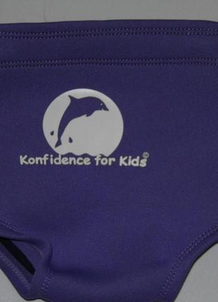 Неопреновые плавки-подгузники для малышей konfidence for kids ...