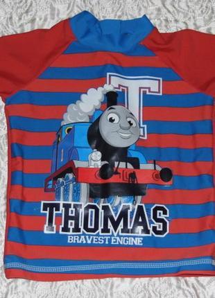 Футболка для плаванья -thomas&friends - 1/1/5 - 80-86 - сток!!!