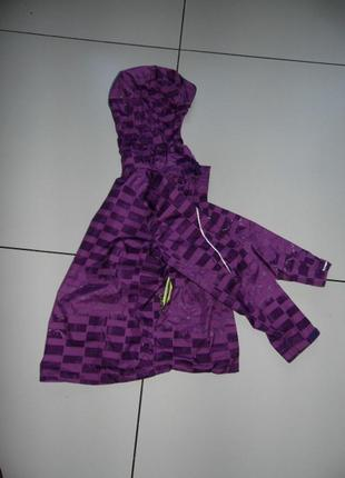Спортивная куртка-ветровка - adidas uk  140/146 - индонезия