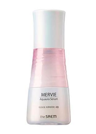 Увлажняющая сыворотка для лица The Saem Mervie Aquaura Serum 5...